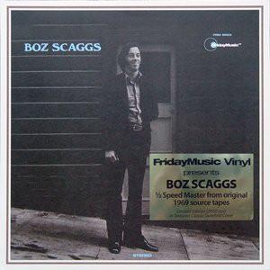 Boz Scaggs – Boz Scaggs (LP, Album, Ltd, RE, Gat) (Near Mint (NM or M-))