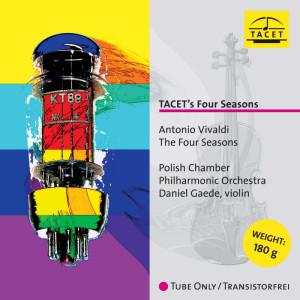 Antonio Vivaldi / Polska Filharmonia Kameralna, Daniel Gaede – The Four Seasons (LP, 180) (Very Good Plus (VG+))