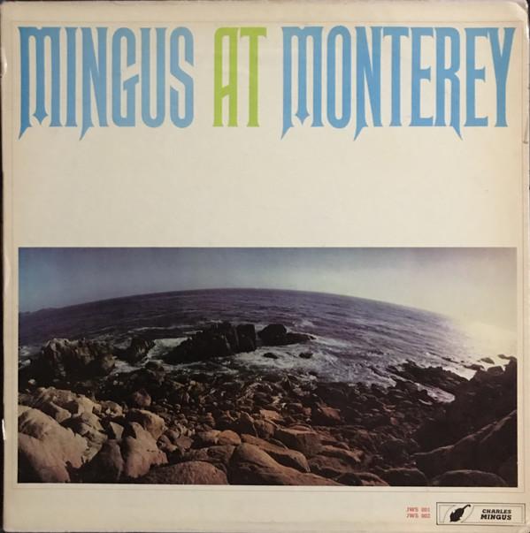 Charles Mingus – Mingus At Monterey (2xLP, Album) (Very Good (VG))