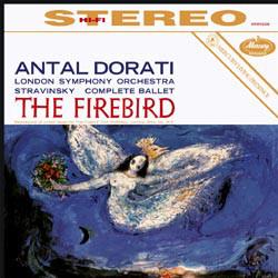 Igor Stravinsky – Antal Dorati, The London Symphony Orchestra – The Firebird (Complete Ballet) (LP, RE, RM) (Near Mint (NM or M-))