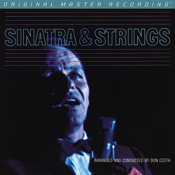 Frank Sinatra – Sinatra & Strings (Vinyl)