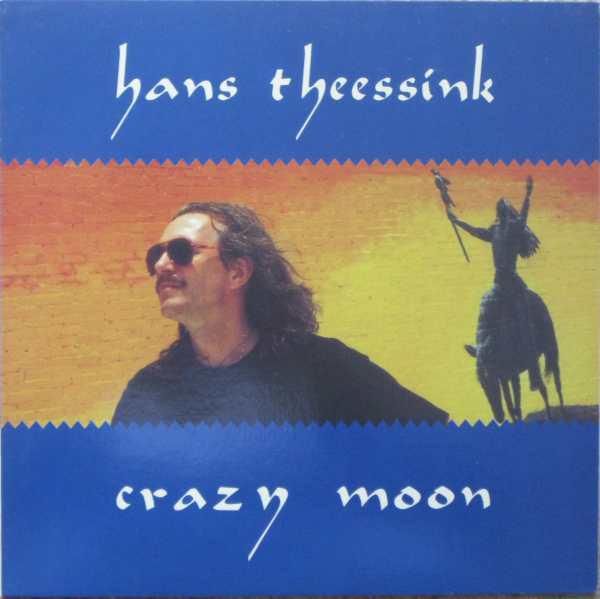 Hans Theessink – Crazy Moon (Vinyl)