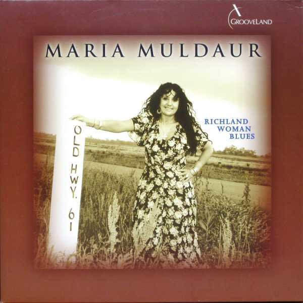 Maria Muldaur – Richland Woman Blues (Vinyl)