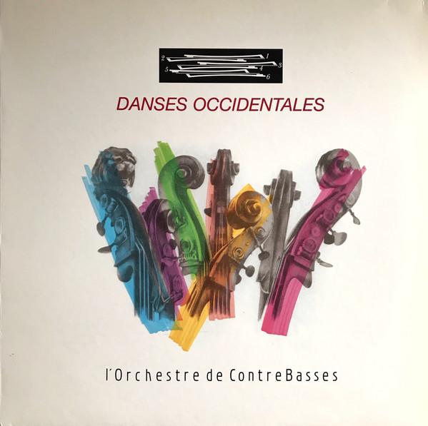L'Orchestre De ContreBasses – Danses Occidentales (Vinyl)