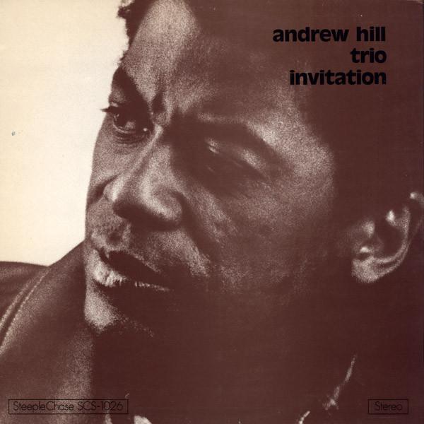 Andrew Hill Trio – Invitation (Vinyl)