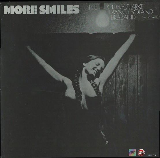 Clarke-Boland Big Band – More Smiles (Vinyl)