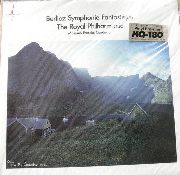 Hector Berlioz – Symphonie Fantastique: Opus 14 (LP, Album, 180) (Mint (M))