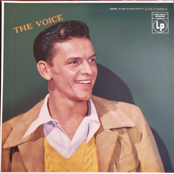 Frank Sinatra – The Voice (LP, Comp, Mono, RE, 200) (Mint (M))