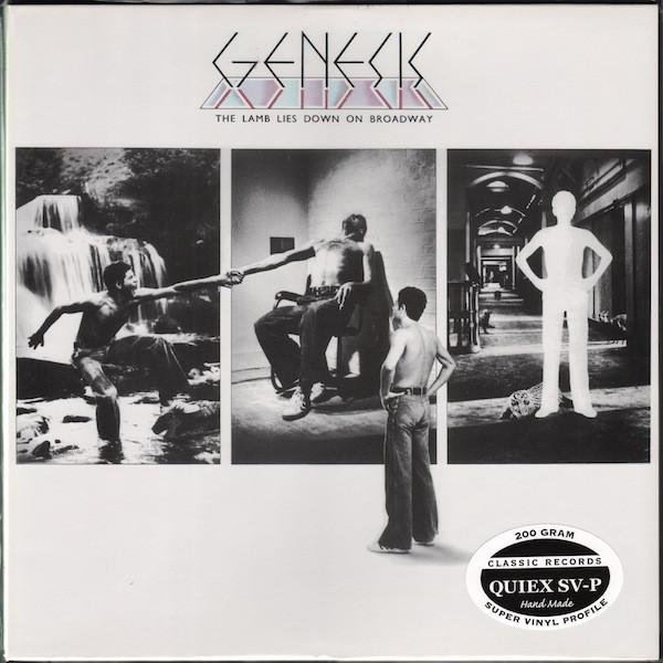Genesis – The Lamb Lies Down On Broadway (Vinyl)