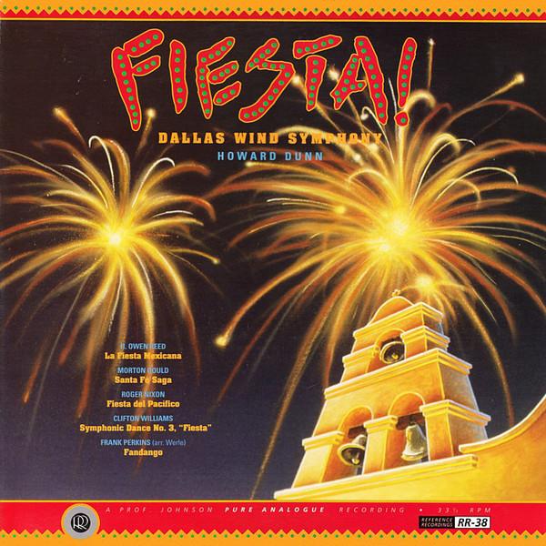 Dallas Wind Symphony, Howard Dunn – Fiesta! (2xLP, Album) (Near Mint (NM or M-))