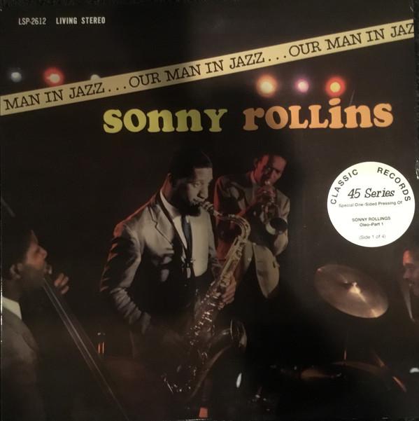 Sonny Rollins – Our Man In Jazz (4xLP, S/Sided, Album, Ltd, RE, RM) (Mint (M))