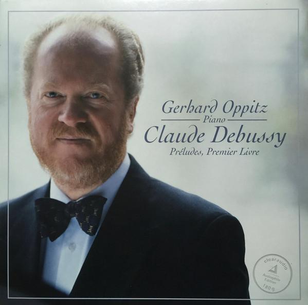 Gerhard Oppitz, Claude Debussy – Plays Claude Debussy (LP, Album, 180) (Mint (M))